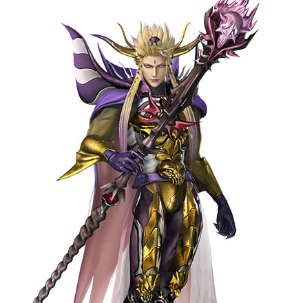 Dissidia Final Fantasy NT Equipment: Exdeath - Equipment