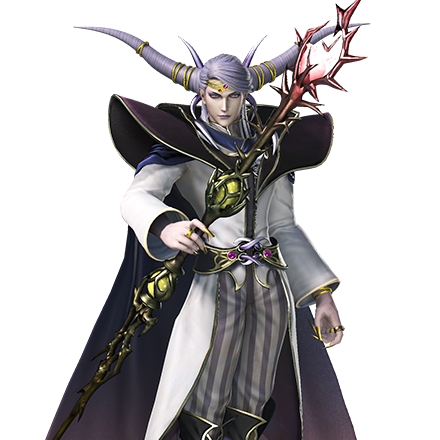 Dissidia Final Fantasy NT Equipment: Kuja - Equipment